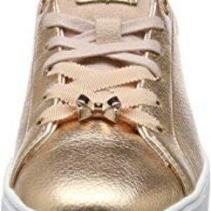 Ted Baker Kellie IP Rose Gold Sneakers